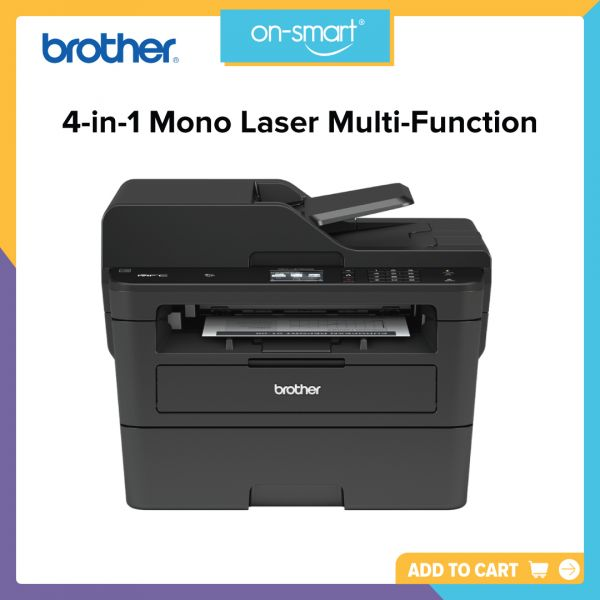 Brother 4-in-1 Mono Laser Multi-Function Centre