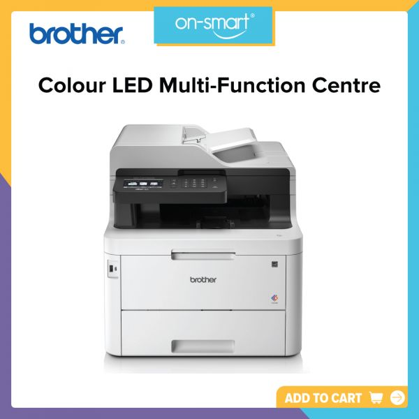 Brother Colour LED Multi-Function Centre MFC-L3770CDW