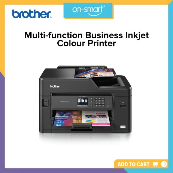 Brother Multi-function Business Inkjet Colour Printer