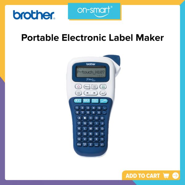 Brother Portable Electronic Label Maker