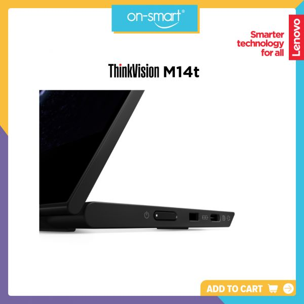 Lenovo ThinkVision M14t